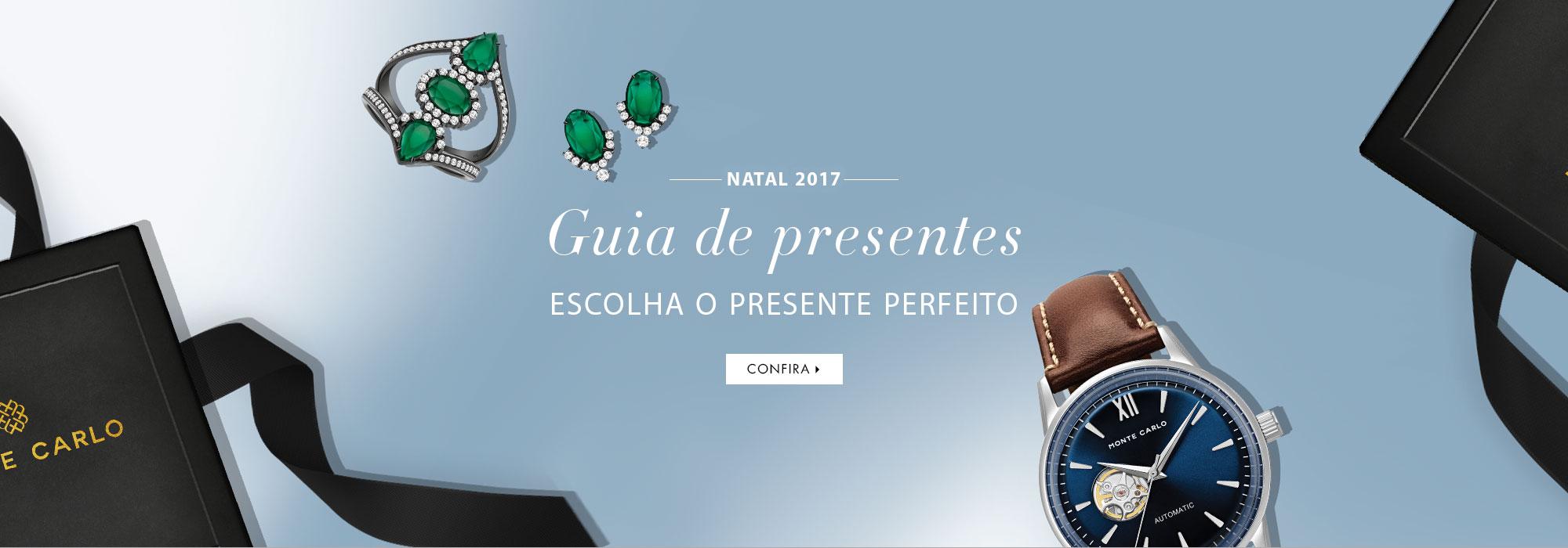 Gift Guide Natal