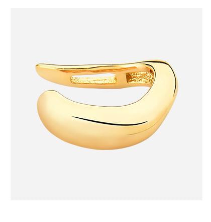 Piercing em Prata com Banho de Ouro Amarelo