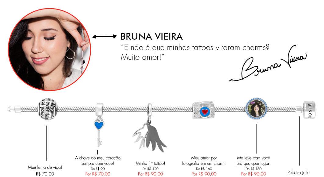 Jolie Youtubers | Bruna Vieira