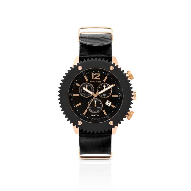 relogio-com-caixa-de-aco-preta-pulseira-de-nylon-preta-cronografo-e-calendario