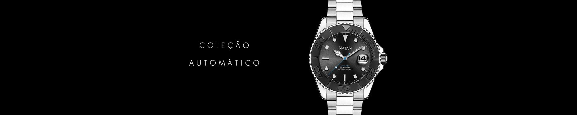 Relógios Natan coleção Automático