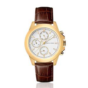 Relógio Masculino e Feminino - Compre Online   Monte Carlo 79b87b7f9f