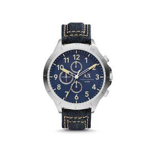 d430b800811e9 Relógio Armani Exchange  Prata, Couro e mais   Monte Carlo