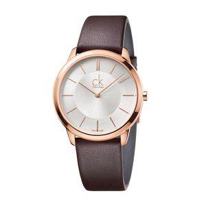 685781290a8 Relógios - Calvin Klein Pulseira de couro – montecarlo
