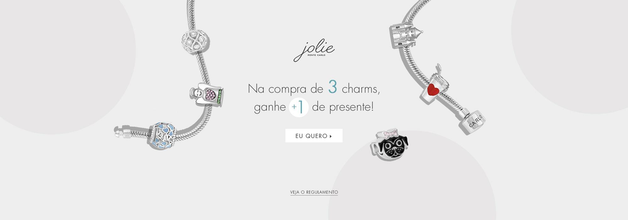Promo Jolie - Compre 3 ganhe 1