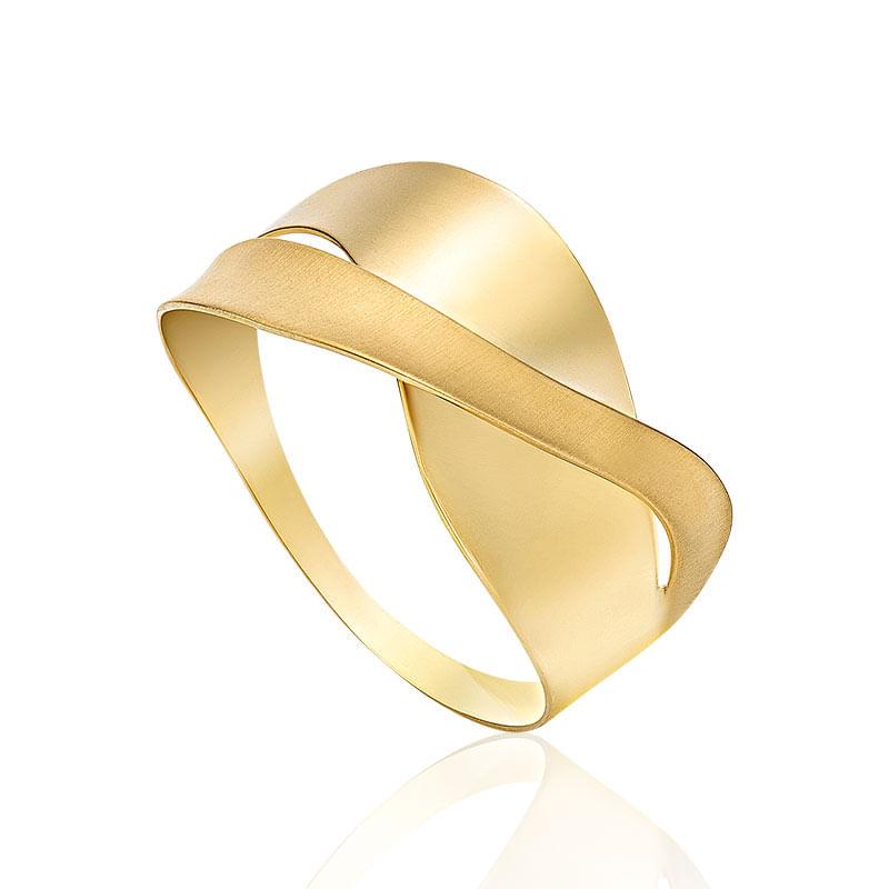 50fb24e74 Anel em Ouro Amarelo 18K - montecarlo