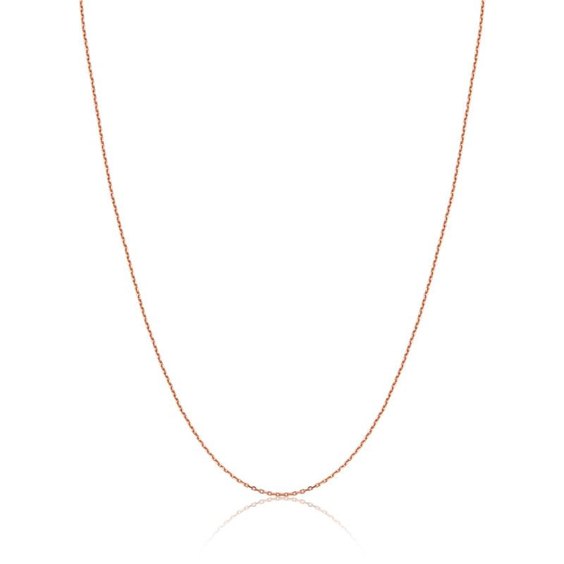 Corrente Malha Cartier em Ouro Rosé 18K - montecarlo 5485a35f53