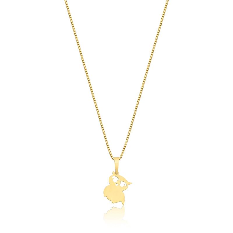 Pingente em Ouro Amarelo 18K - WISH - montecarlo 36f4fb6bb3