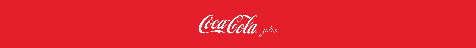 banner coca cola