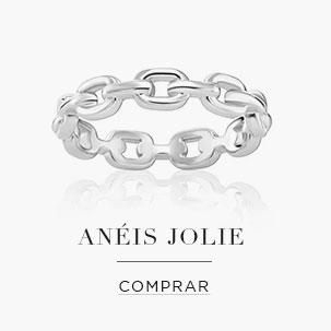 Anéis Jolie