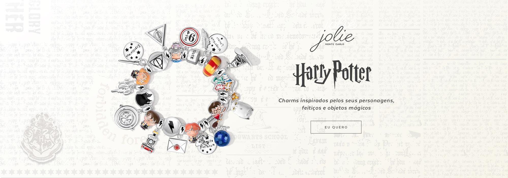 Lançamento Harry Potter