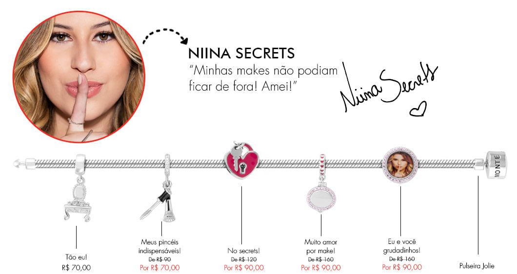 Jolie Youtubers | Niina Secrets